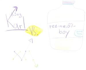 King Karl vs. Rezinusöl Boy - Wer macht das Rennen?